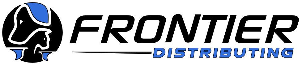 Frontier Distributing logo.